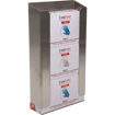 Dispenser Handschoen RVS 3-doos