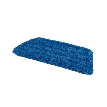 Wecoline Interieur Vlakmop Microvezel Blauw 28 cm