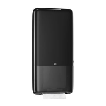 Tork H5 Peakserve Z-vouw Handdoek Dispenser Zwart