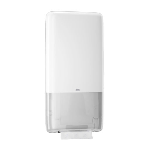 Tork H5 Peakserve Z-vouw Handdoek Dispenser Wit