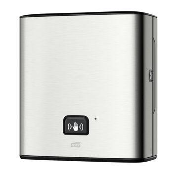 Tork H1 Handdoek Rol Matic Sensor Dispenser RVS/Zwart