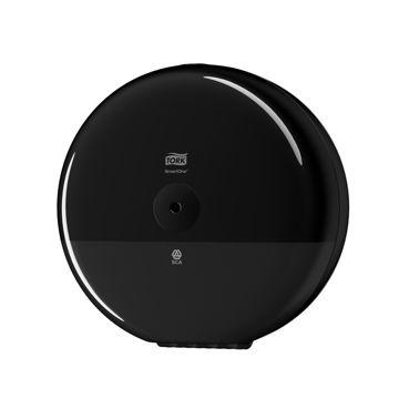 Afbeelding van Tork T8 Toiletpapier Smart One Dispenser Zwart