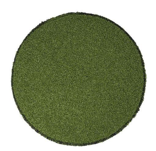"""Afbeelding van Brushpad 13""""/33 cm Groen"""