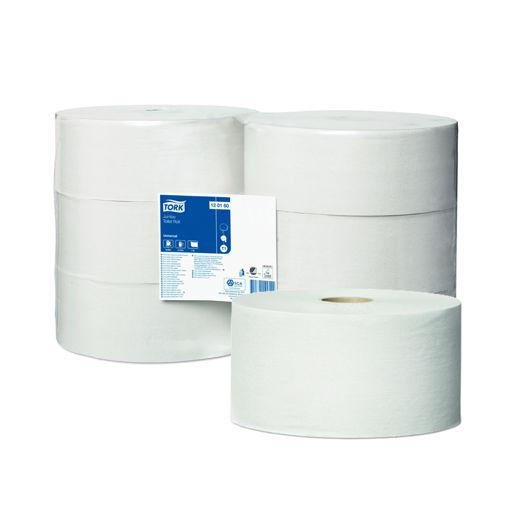 Afbeelding van Tork T1 Toiletpapier Maxi Jumbo 1lgs Comfort 6x2400 vel