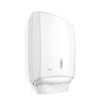 Satino Handdoek Multifold Dispenser Wit