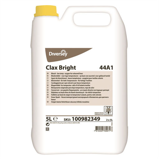 Diversey Clax Bright 44A 2x5 ltr