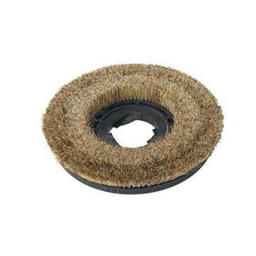 Cleanfix Schrobborstel Met 5 Soorten Haar
