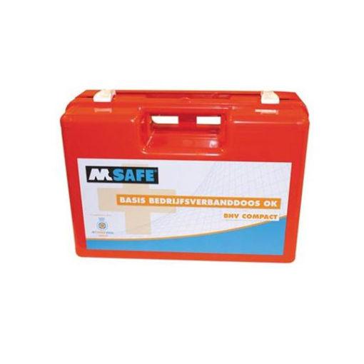 M-Safe EHBO Verbandkoffer BHV Compact