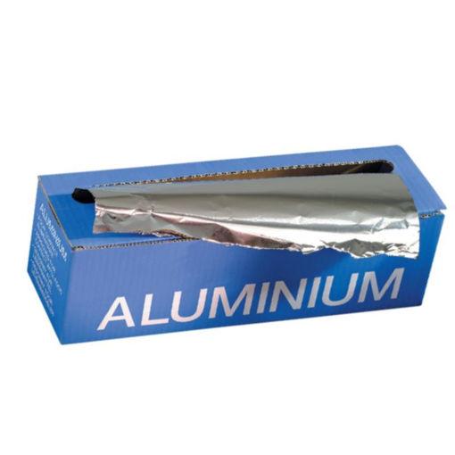 Folie Aluminium 30 cm x 250 mtr
