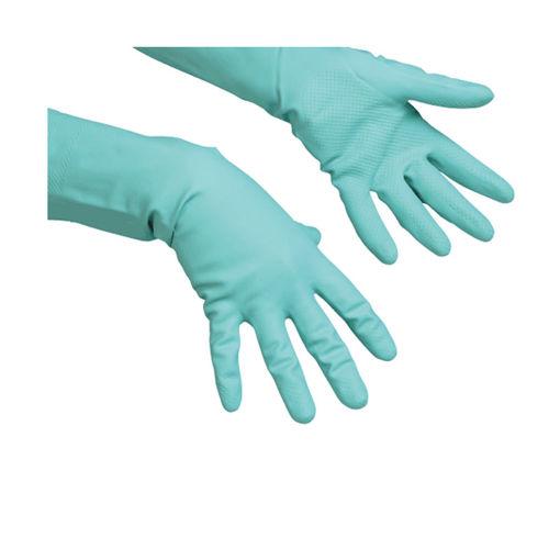 Afbeelding van Vileda Multipurpose Handschoen Maat M Blauw