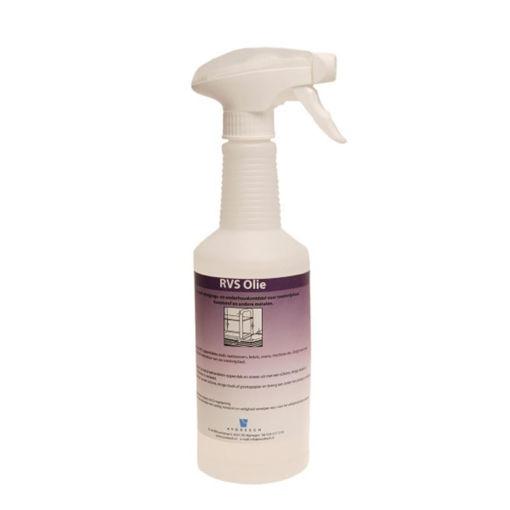 Avodesch RVS Olie 500 ml Sprayflacon