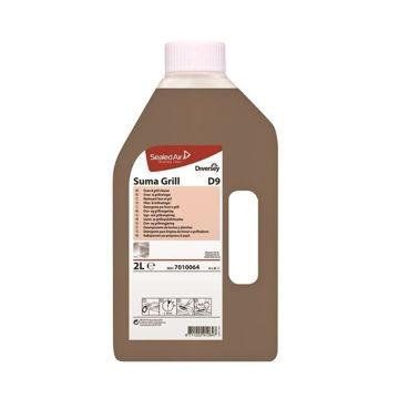 Diversey Suma Grill Flacon + Schuimlans 6x2 Ltr
