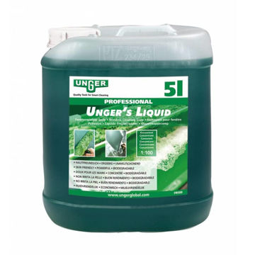 Unger Liquid Windowsoap 5 ltr