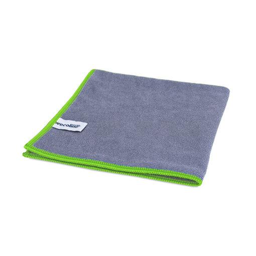Allure Microvezeldoek 40x40 cm 55 gram Groen 10 stuks