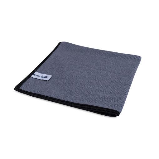 Allure Microvezeldoek 40x40 cm 55 gram Grijs 10 stuks