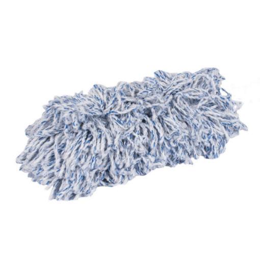 Wecoline Dusterhoes Microvezel Blauw 16 cm 5 stuks