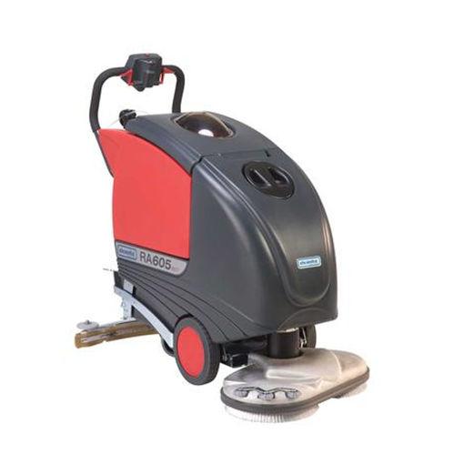 Cleanfix Schrob-/Zuigmachine RA605 IBCT