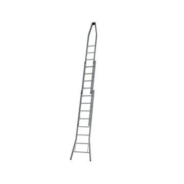 Afbeelding van Dirks Puntladder 2x7 28 cm Optrede