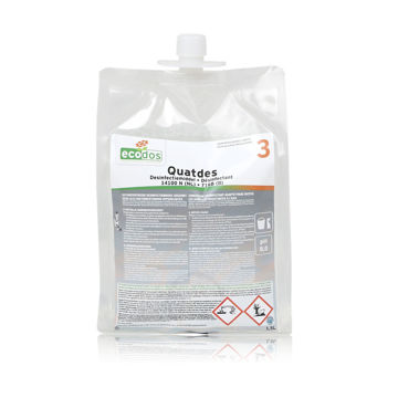 Ecodos Easy Desinfectant 2x1,5 ltr