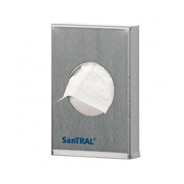 Santral RVS Hygiënezakjes Dispenser HB 2 E