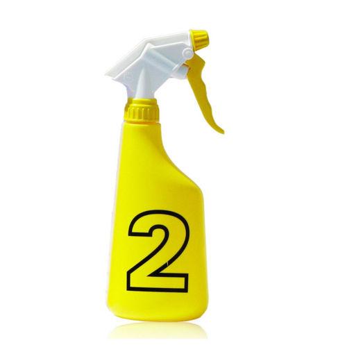 Afbeelding van Ecodos Easy Sprayflacon Ontvetter Geel 650 ml
