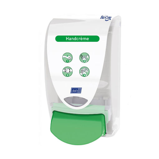 Afbeelding van Deb Restore BioCote Dispenser 1000 ml Wit