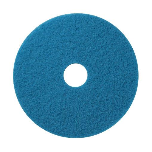 """Afbeelding van Pad 10""""/25,4 cm Blauw"""