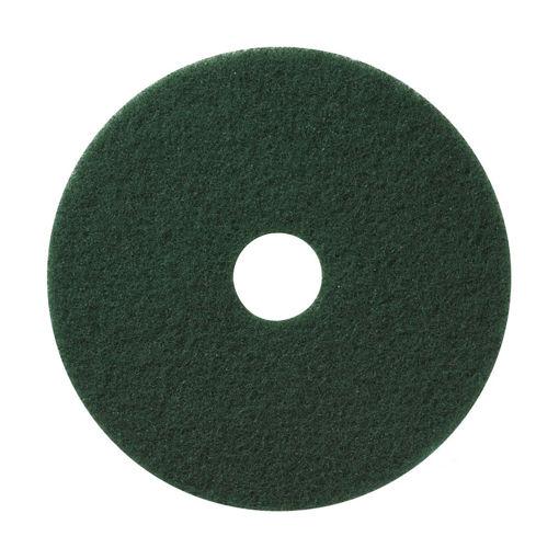 """Afbeelding van Pad 10""""/25,4 cm Groen"""
