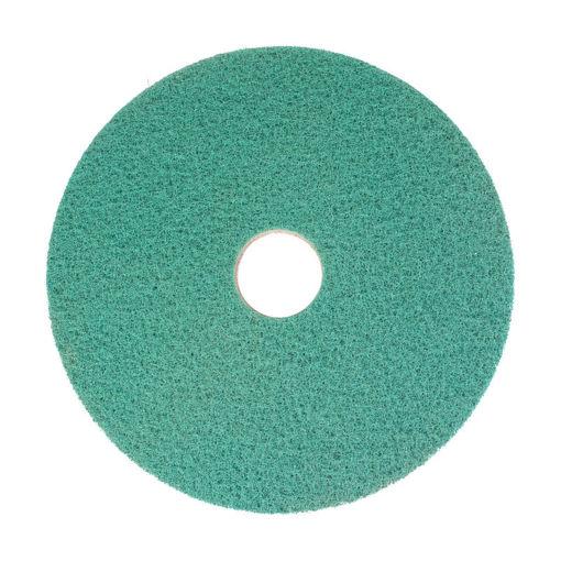 """Afbeelding van Bright n Water Cleaning Pad 18""""/45,7 cm Groen 2 stuks"""