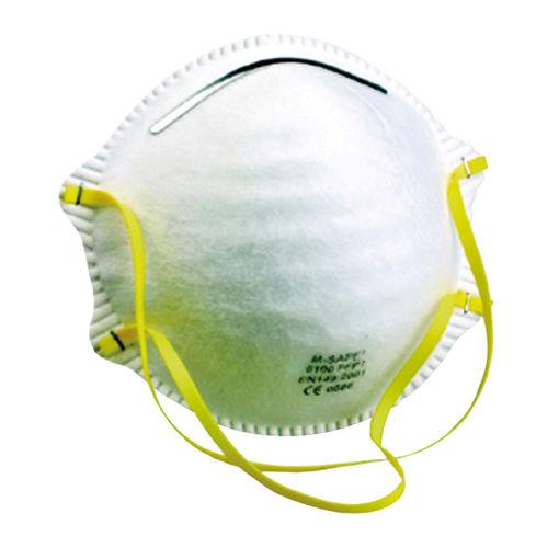 M-Safe Fijnstofmasker FFP1 6100 per stuk