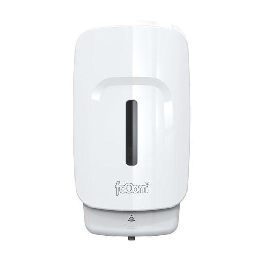 foOom Desinfectie Dispenser Touchfree 1000 ml Wit