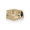 Black Satino PT30 Handdoek V-vouw 2lgs 15x215 stuks Premium