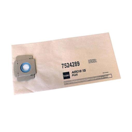 Diversey Taski Filterzakken Aero 8/15 Papier